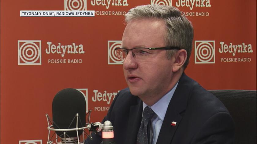 Szef gabinetu politycznego powiedział, że decyzja prezydenta to raczej kwestia dni (wideo z 18 grudnia)