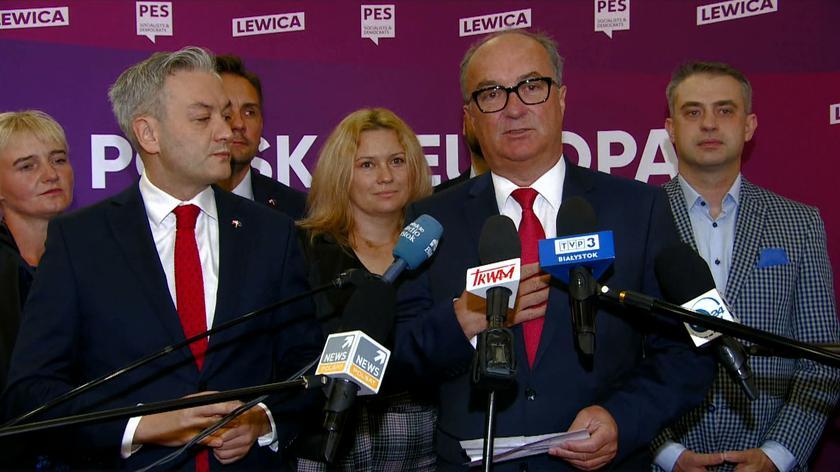 """""""Pan Kaczyński z panem Ziobro i z panem Gowinem ustalali który będzie siedział na jakim stołku"""""""