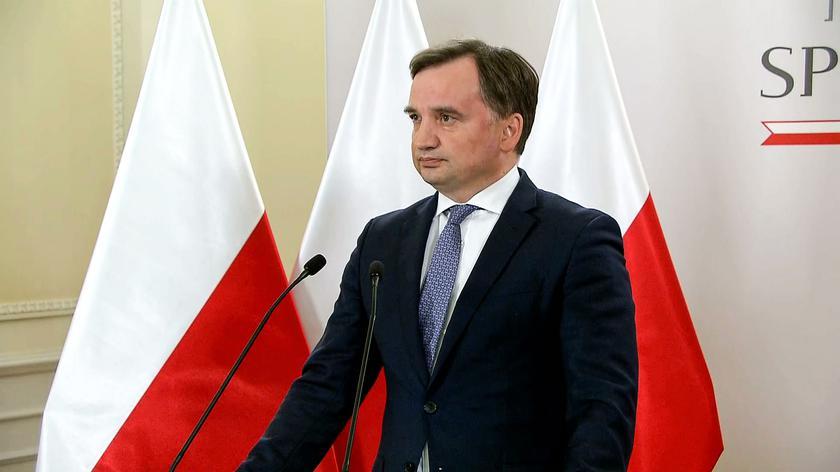 Ziobro o decyzji KE: agresja wobec Polski pod pretekstem prawa