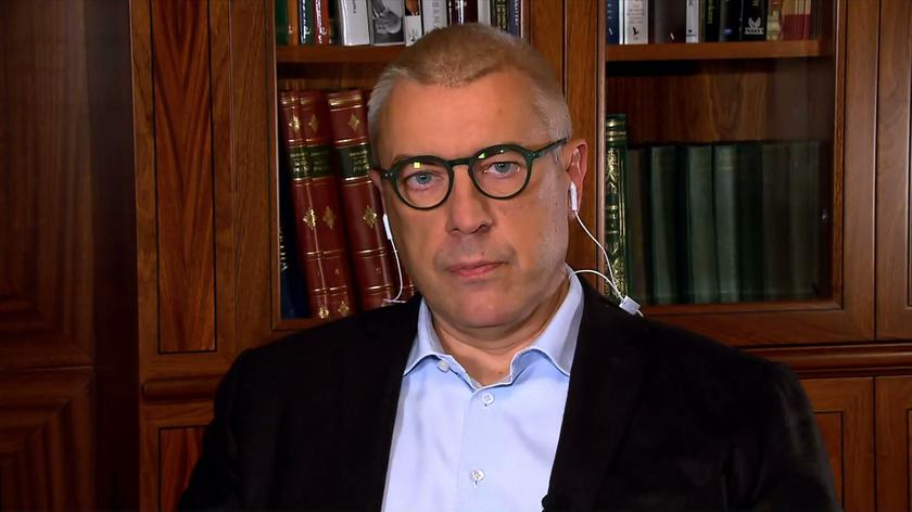 Giertych: nie mamy twardych dowodów, że działanie Ziobry było uzgodnione z Hofmanem