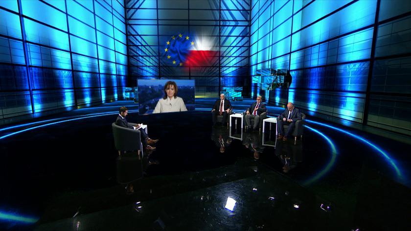 Morawska-Stanecka: dla PiS Unia Europejska to jest karta dań