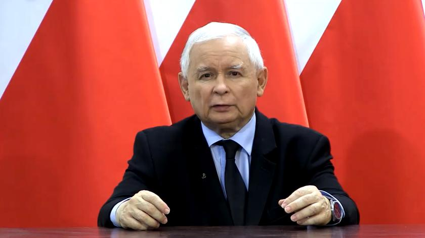 Oświadczenie prezesa PiS Jarosława Kaczyńskiego