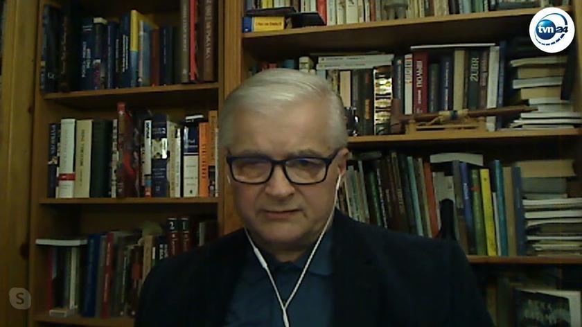 Cimoszewicz: ta prokuratura jest rządowa i ta prokuratura swoich nie dotknie