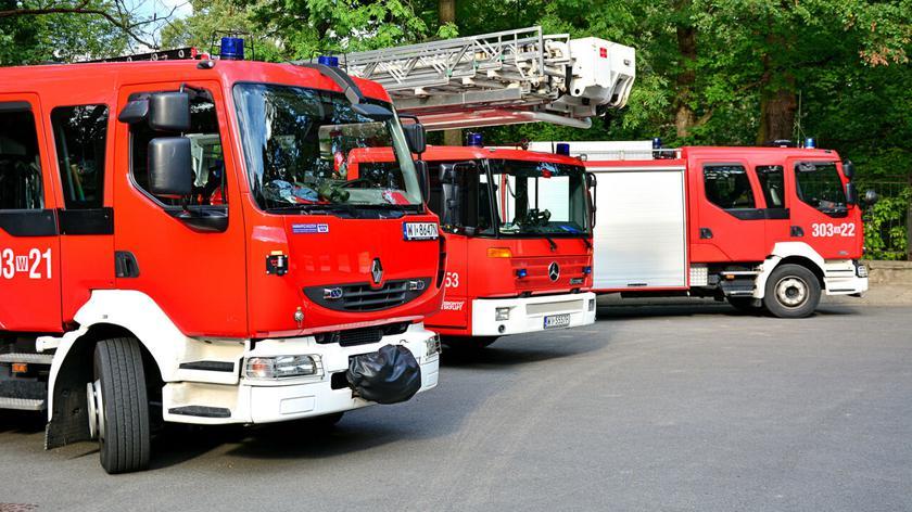 Bitwa o wozy strażackie