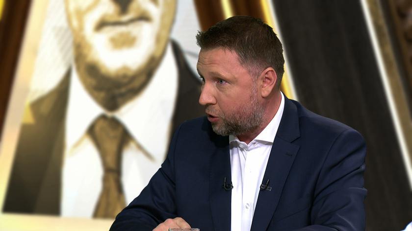 Kierwiński: Kaczyński zdecydował, że może poświęcić relacje ze Stanami Zjednoczonymi