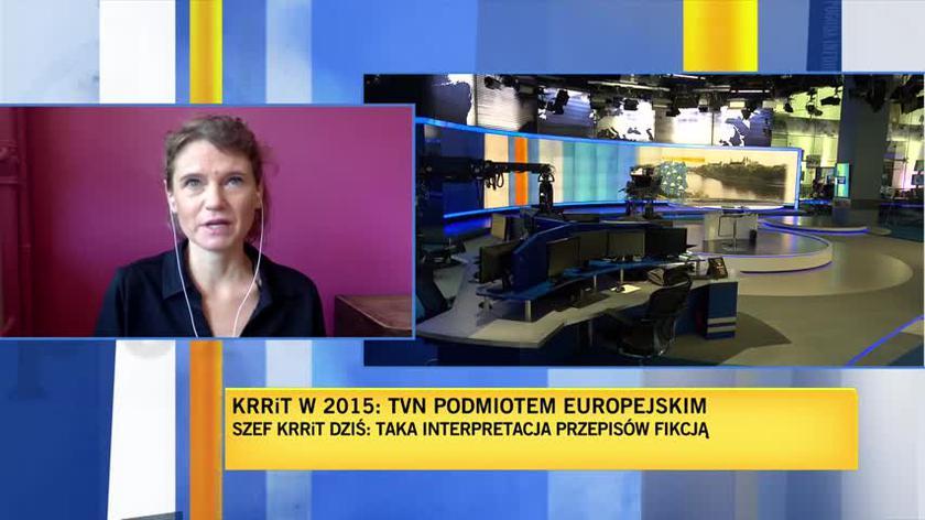 Chrzczonowicz: kwestia koncesji dla TVN24 to kwestia czysto polityczna