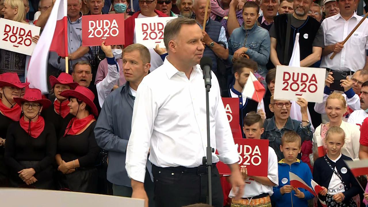 Prezydent Andrzej Duda ułaskawił mężczyznę skazanego za molestowanie córki - kulisy sprawy - TVN24