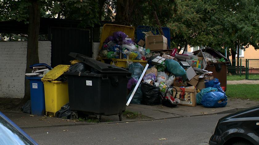 Koniec kryzysu śmieciowego w Goleniowie