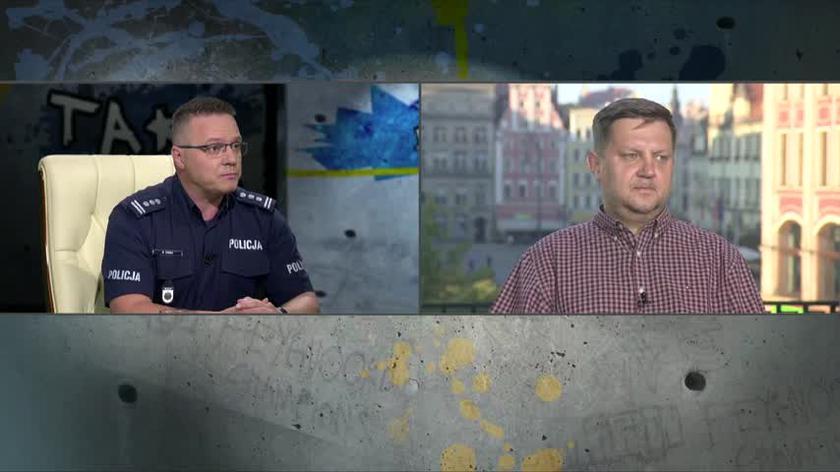 Rzecznik KGP Mariusz Ciarka o badaniach toksykologicznych w sprawie śmierci Bartosza z Lubina po policyjnej interwencji