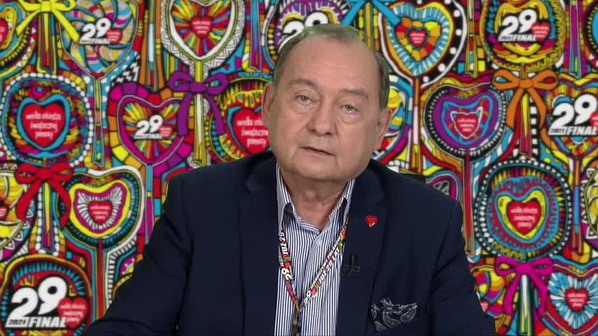 Profesor Bohdan Maruszewski o możliwościach wsparcia WOŚP podczas Finału