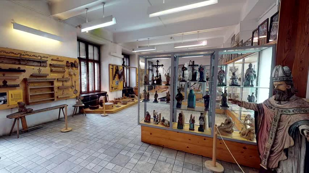 Tatrzańskie muzeum z dostawą do domu