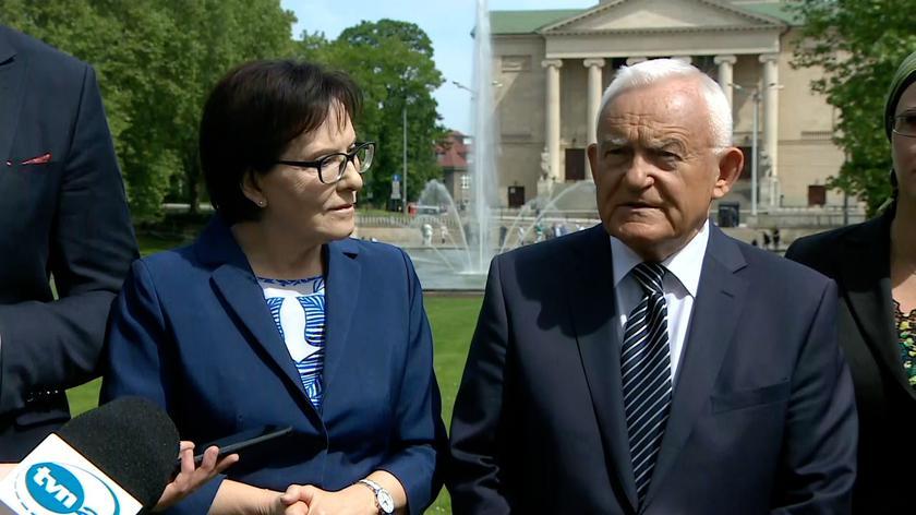 Leszek Miller zakończył kampanię wyborczą do europarlamentu
