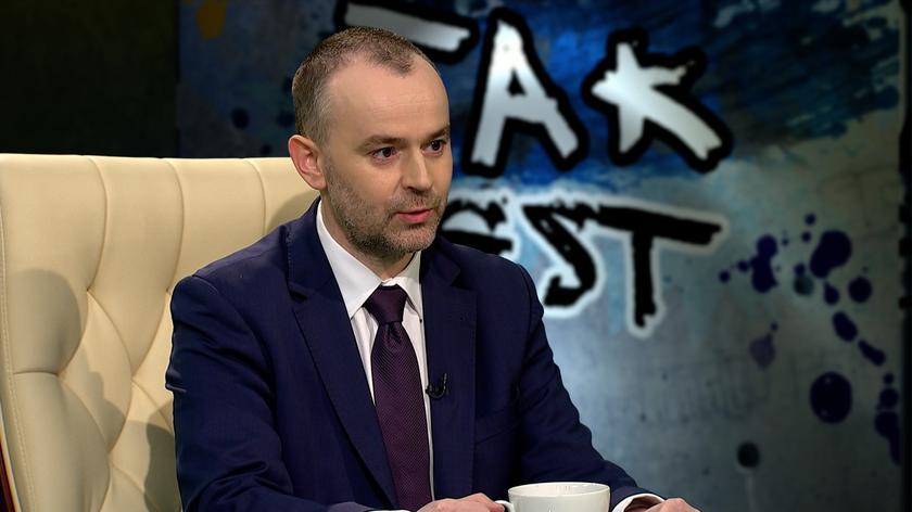 Paweł Mucha o opinii Komisji Weneckiej