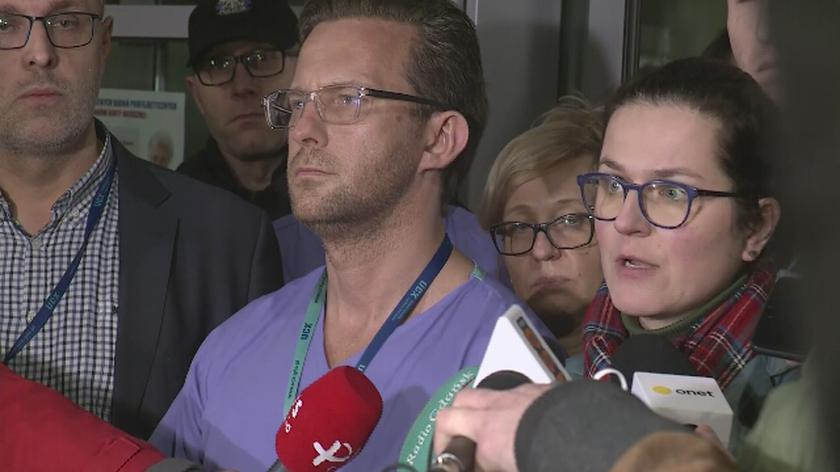 Wiceprezydent Gdańska: każde wyrazy solidarności i modlitwy są nam dzisiaj potrzebne