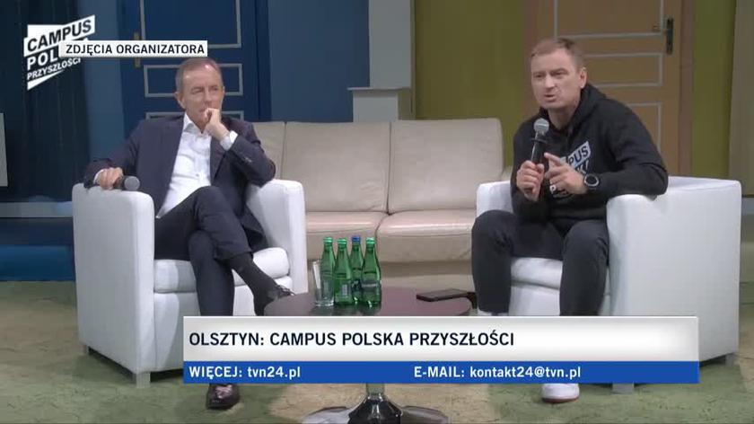"""Sławomir Nitras o """"opiłowaniu"""" katolików z """"pewnych przywilejów"""""""