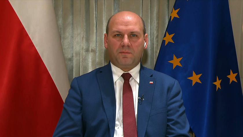 Szymon Szynkowski vel Sęk: jeżeli nie zostanie zaakceptowa nasza czerwona linia, postawimy weto