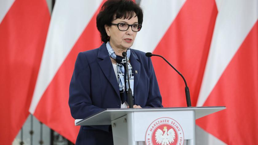 Marszałek Sejmu: na posiedzeniu plenarnym w piątek byłaby ograniczona liczba posłów