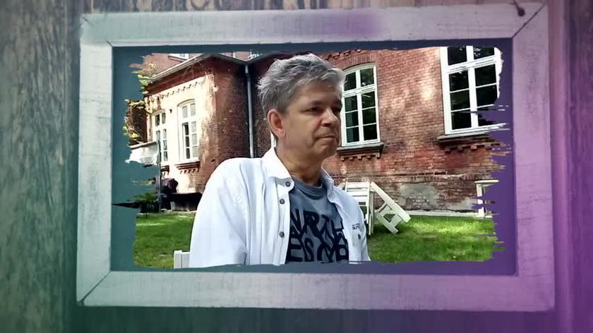 """Jerzy Sosnowski w """"Xięgarni"""""""