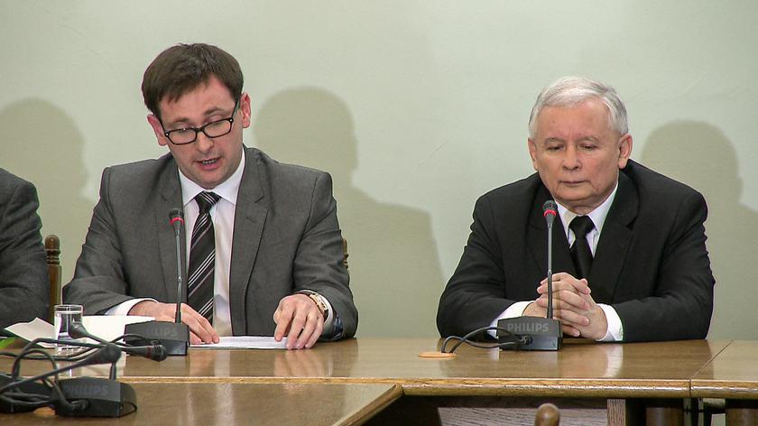 Ziobro został zapytany o wniosek o wycofanie oskarżenia wobec Daniela Obajtka w 2016 roku