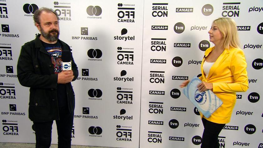Arkadiusz Jakubik w rozmowie z TVN24