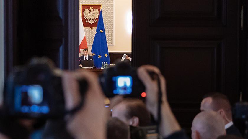 Grabiec: następuje rozpad rządu Mateusza Morawieckiego