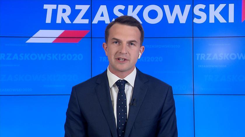 """Jakie priorytety ma Rafał Trzaskowski? Adam Szłapka w """"Debacie Faktów"""""""