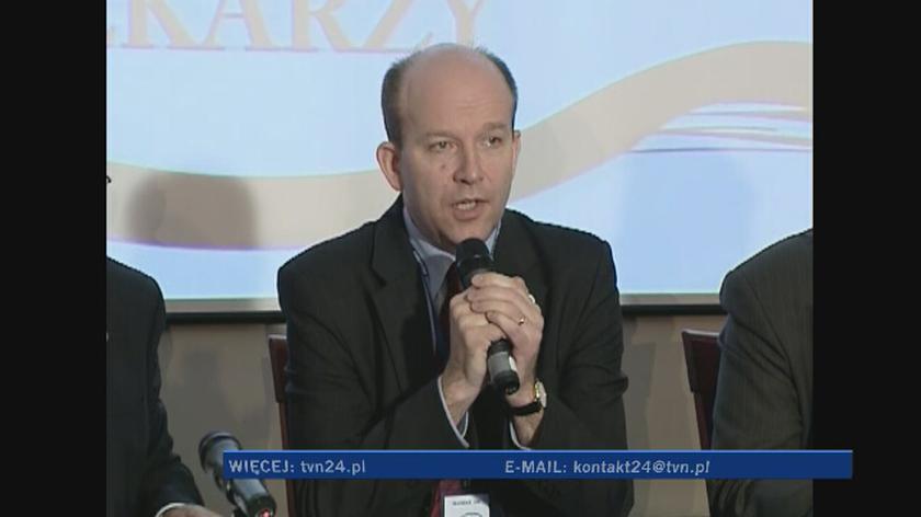 Konstanty Radziwiłł o potrzebie większych nakładów na ochronę zdrowia (2008 r.)