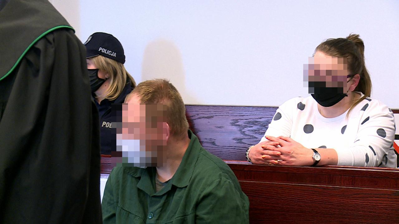 Victoria nie wie, że rodzice odpowiadają przed sądem za śmierć jej młodszego brata