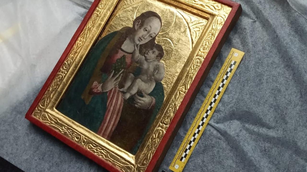 Szesnastowieczny obraz zniknął z małopolskiego kościoła, odnalazł sięw warszawskim domu aukcyjnym