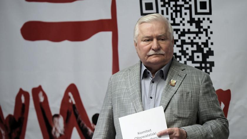 Lech Wałęsa reaktywował Komitet Obywatelski