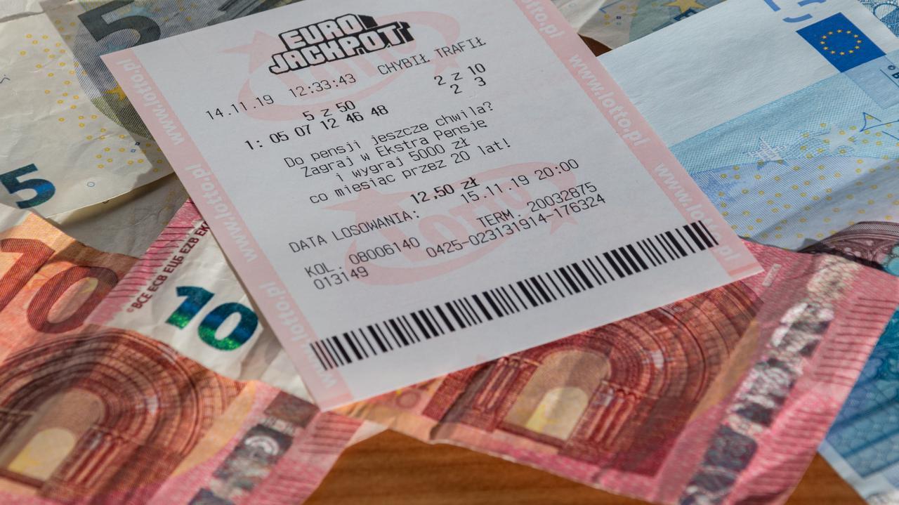 Trzecie takie losowanie Eurojackpot z rzędu. W Polsce padła wygrana trzeciego stopnia