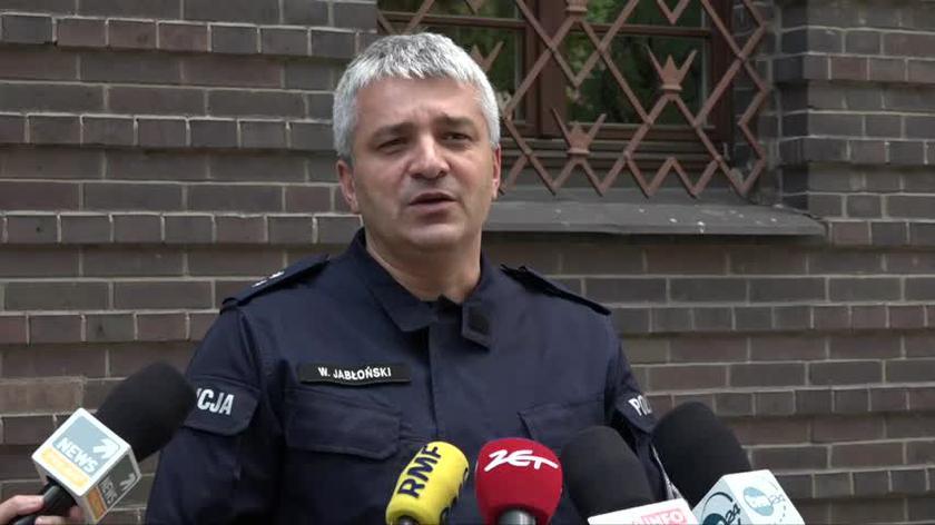 Policja po śmierci 34-latka z Lubina