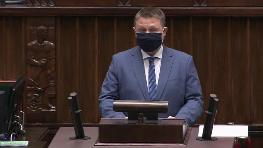 """""""Wydarzenia w Płocku obrazują niechlujstwo rządów PiS"""""""