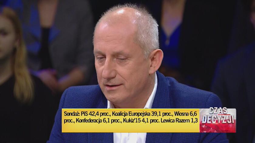 Sławomir Neumann: zbudowaliśmy blok na 40 procent, chyba największy w Europie, jeżeli chodzi o partie proeuropejskie