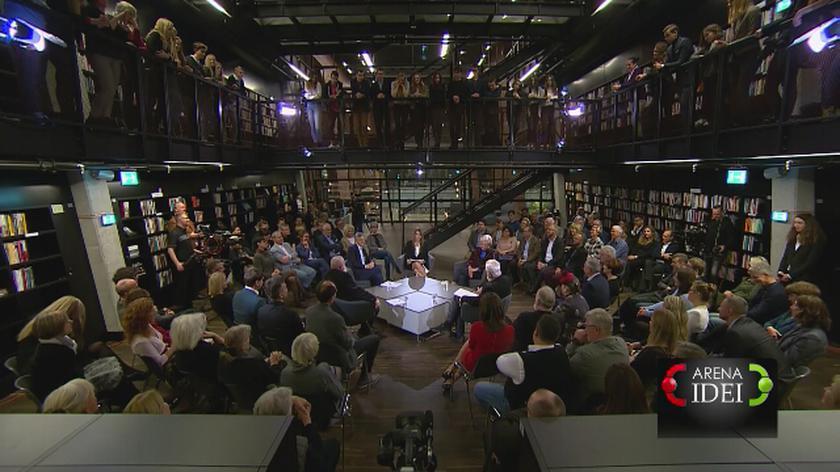 Pierwsza część debaty. Czy Polacy to jeden naród a dwa plemiona?