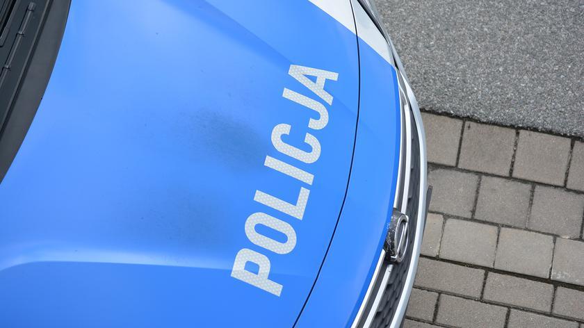 Policja o 33-latku, który złamał zasady kwarantanny i poszedł na zakupy