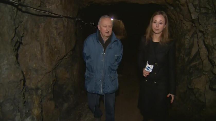 Turyści już niedługo będą mogli zwiedzać podziemia zamku Książ