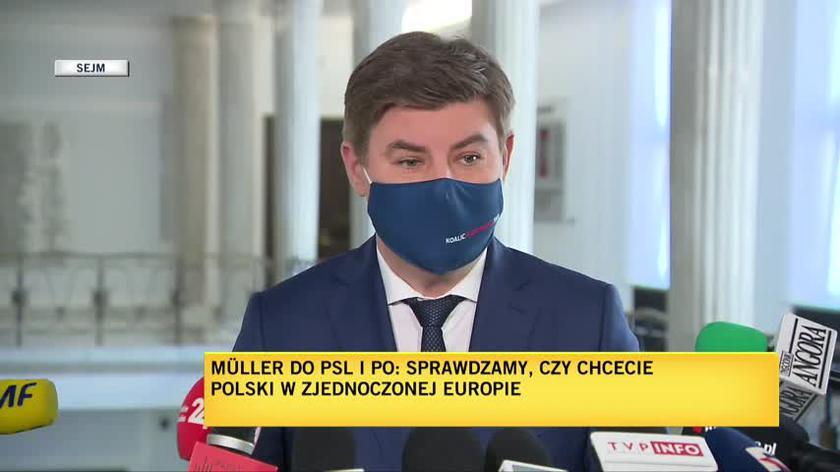 Grabiec: przedstawcie ten plan w Sejmie, niech przyjdzie premier, pokaże jasno priorytety