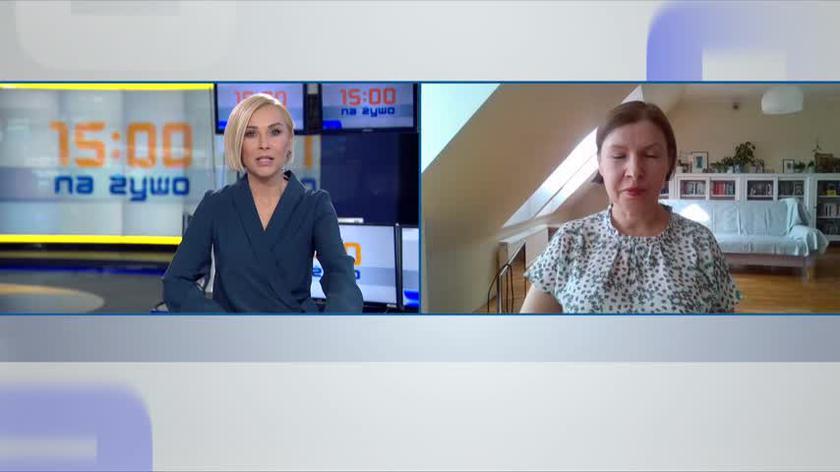 Dr Bogna Baczyńska, konstytucjonalistka o wniosku KE o nałożenie kar finansowych na Polskę i komentarzu Ziobry. Cała rozmowa