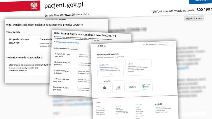 Jak wygląda proces e-rejestracji na szczepienie?