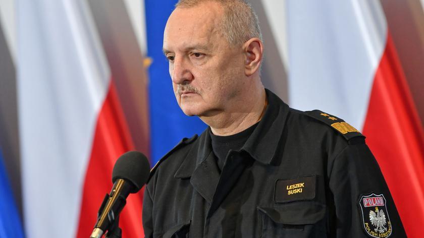 Komendant PSP o szczegółach akcji straży pożarnej w Koszalinie
