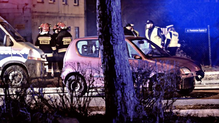 Kierowca, który zderzył się z kolumną Beaty Szydło, wciąż czeka na wyrok