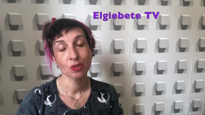 Elgiebete TV. Sylwia Chutnik o coming oucie i o tym, czy każdy powinien głośno mówić o swojej orientacji