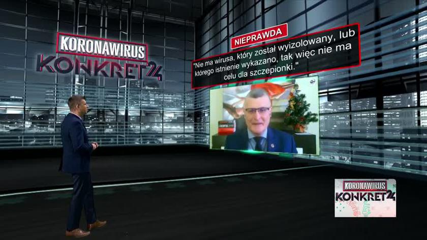 Grzesiowski: Jeżeli ktoś nie wierzy w istnienie koronawirusa, zapraszam na pokaz