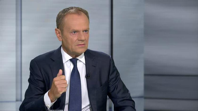 """Tusk na miejscu premiera postarałby się o """"maksymalne zaangażowanie Unii Europejskiej we wspólną ochronę granicy na wschodzie"""""""