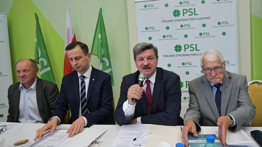 Kosiniak-Kamysz o planach PSL na wybory parlamentarne