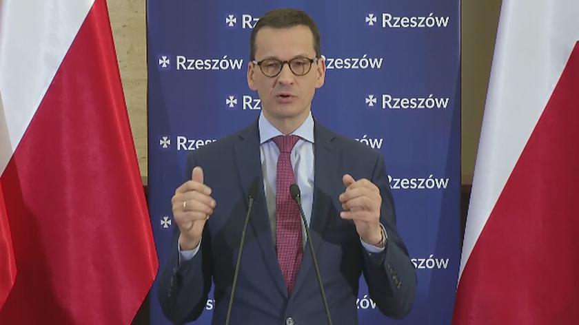 Premier Morawiecki o nowelizacji ustawy o IPN