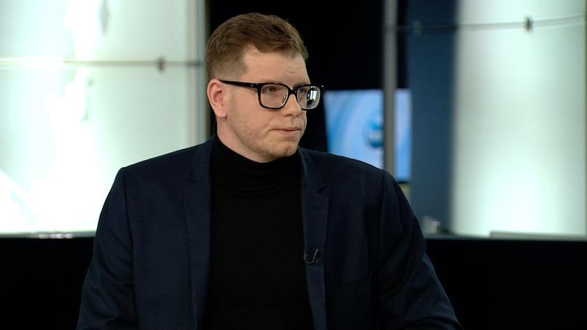 """Cała rozmowa z Łukaszem Rucińskim o reportażu """"Spowiedź agenta Tomka"""""""