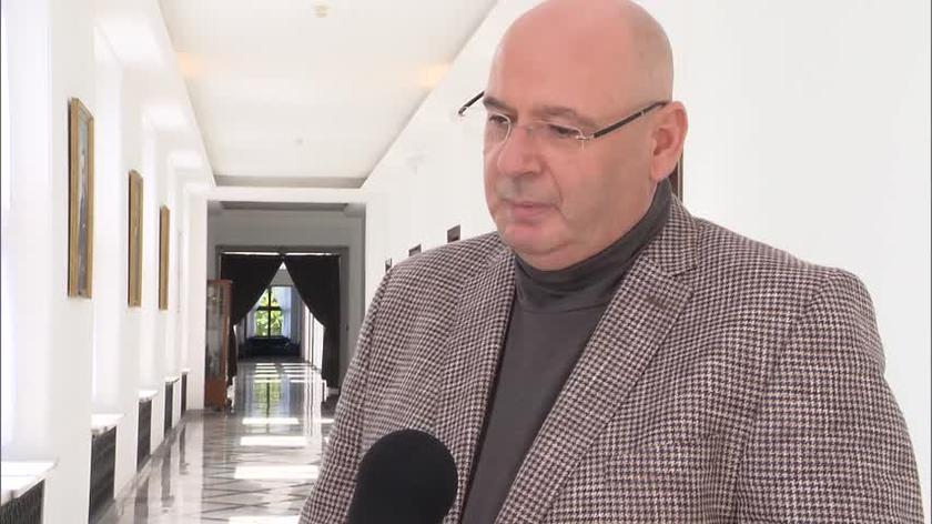 Wicemarszałek Sejmu Piotr Zgorzelski o decyzji Komisji Europejskiej ws. wniosku o nałożenie kar na Polskę