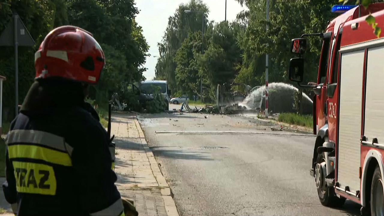 Wybuch gazu w Częstochowie. Dwie osoby nie żyją